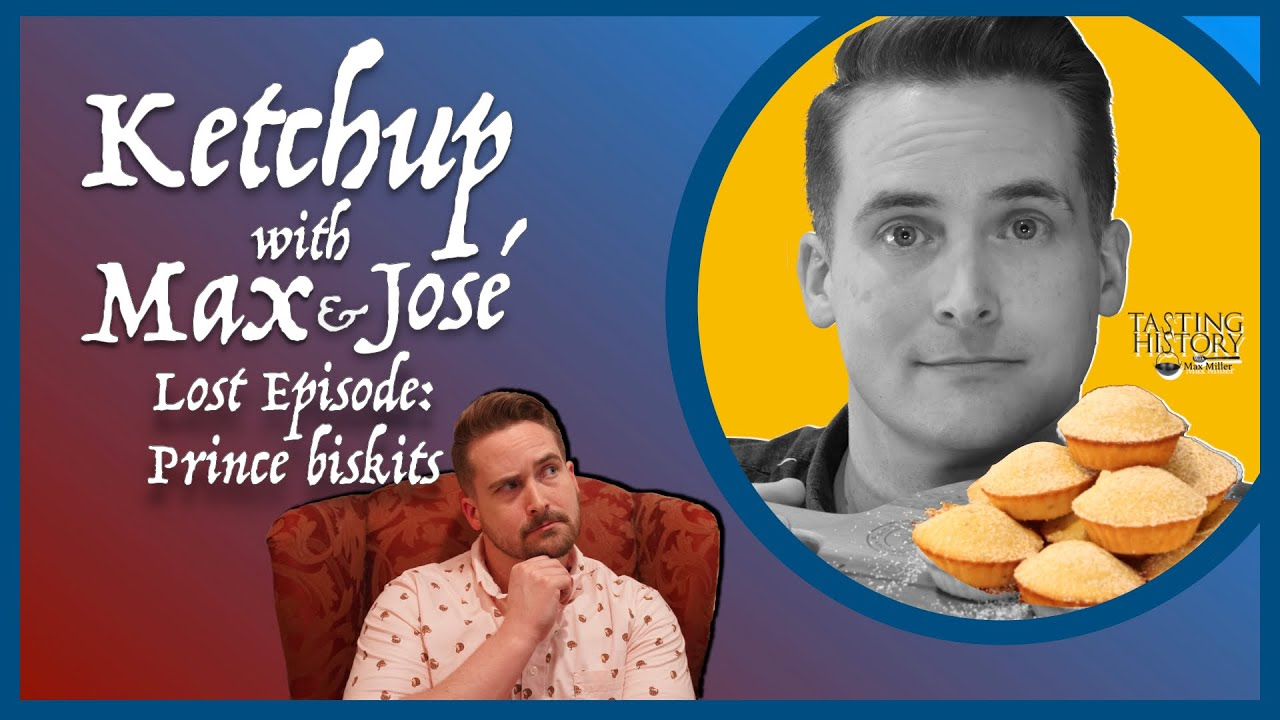 Download 15. Ketchup on Prince biskits (the lost Tasting History episode) & oat cakes