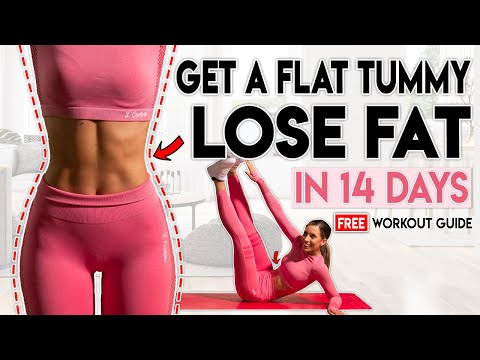 get-a-flat-stomach-and-lose-fat-in-14-days- -free-home-workout-guide