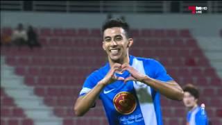 اهداف مباراة ( الخور 2-3 الاهلي ) كأس أمير قطر 2016