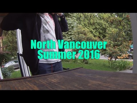 North Vancouver - Let's Go For a Walk! (RU/ENG)