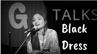 Black Dress || Goonj Chand Shayari || New Poetry Status Video