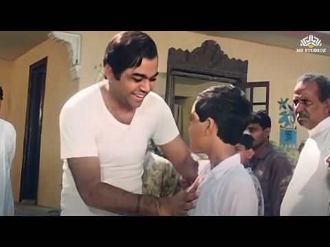 Paresh Rawal And Pratap Comedy Scene | Krantiveer Movie