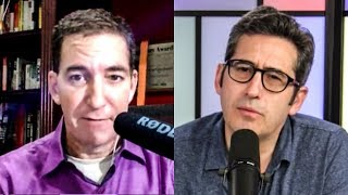 Glenn Greenwald And Sam Seder Go Face To Face On The Russia Investigation