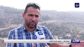 سلطات الاحتلال تسلم إخطارات بهدم 5 منازل في بلدة قطنة شمال غرب القدس (15/11/2019)