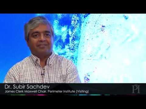 The Power of Superconductivity -- Dr. Subir Sachdev