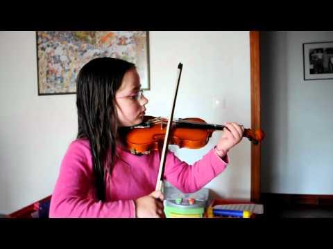 Violino Érica Junho 2011