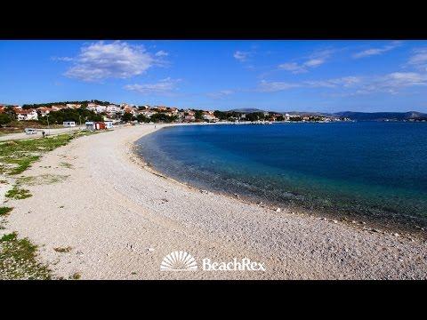 beach Rezalište, Brodarica, Croatia