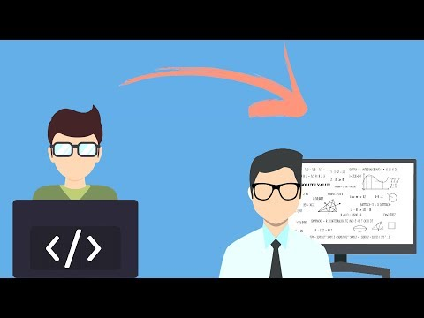 From Developer To Data Scientist
