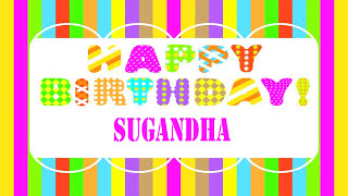 Sugandha   Wishes & Mensajes - Happy Birthday
