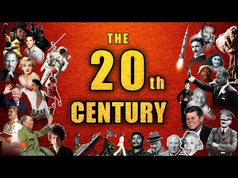 The 20th Century History in 15 minutes
