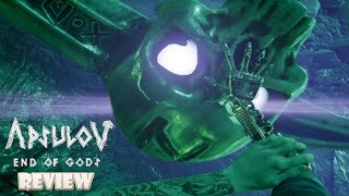 Apsulov: End of Gods (Switch) Review (Video Game Video Review)