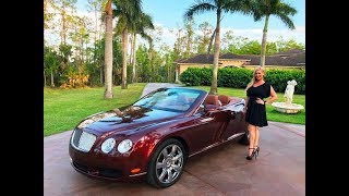 SOLD! 2008 Bentley GTC Convertible, only 18123 Miles, for sale by Autohaus of Naples 239-263-8500