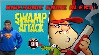 Swamp Attack -  HD (iOS / Android) Gameplay universal
