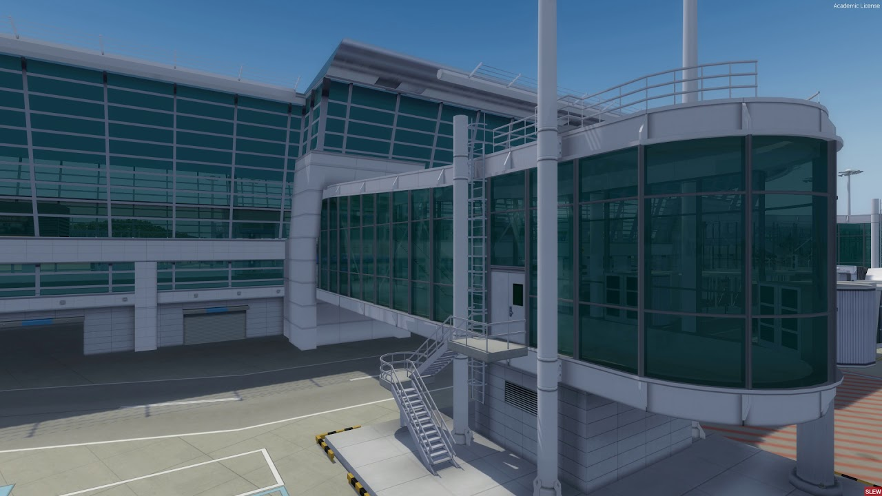PacSim RKSI Released - Page 2 - The Prepar3d Forum - The AVSIM Community