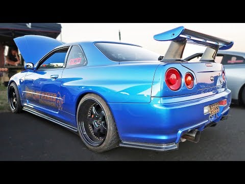 Fastest Street GT-R's in All of Australia!