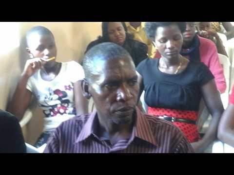 Kanisani la Fpct Sombetini Arusha Tanzania Kwa Mch. Elinansha ayo,  Nabii Freddy Kayimbi