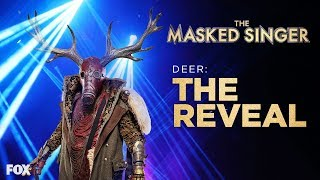 The Deer Is Revealed | Season 1 Ep. 3 | THE MASKED SINGER