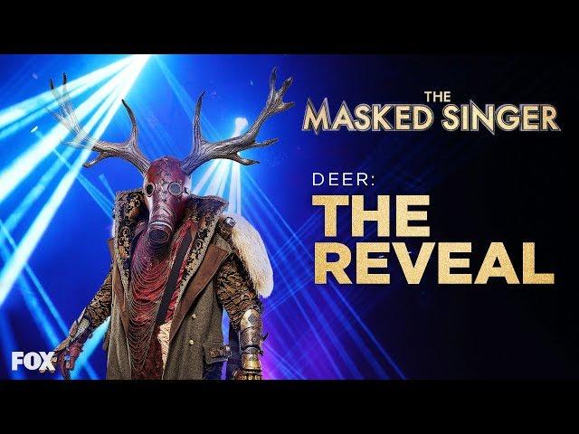 Tonight's Reveal | Season 1 Ep. 3 | THE MASKED SINGER