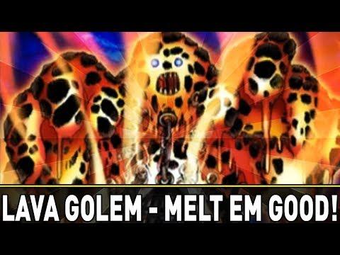 Lava Golem Deck - Burn Em Down! | YuGiOh Duel Links Mobile PVP w/ ShadyPenguinn