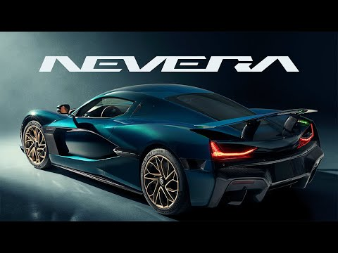 Rimac Nevera: From the Inside Out