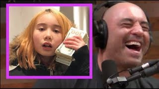 Joe Rogan Reacts to Lil Tay
