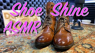 ASMR Shoe Shine | To Boot NY D…