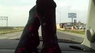 dashboard dancin feet