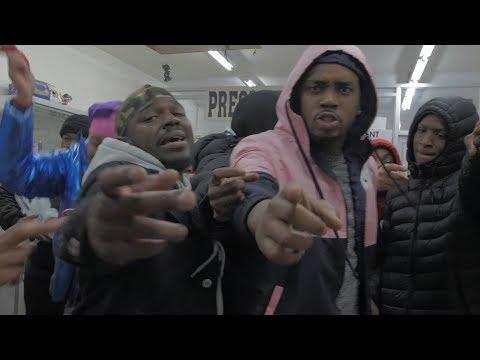 Militant - Esfivefifty x Famo Banga x Fivio Foreign ( OFFICIAL MUSIC VIDEO )