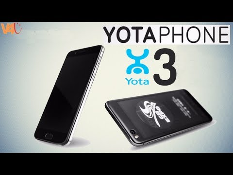 Yotaphone 3 With Dual Screen Phone, Specs, Price, Camera, Release Date -Yotaphone 3 Review indonesia