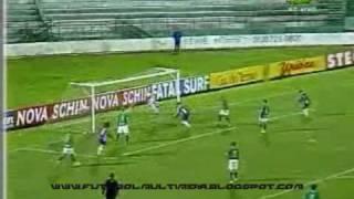 Guarani 2 x 1 Fortaleza - Série B'09  20ª Rodada