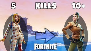 Take Your Game From 5 Kills To 10+ In Fortnite Season 7