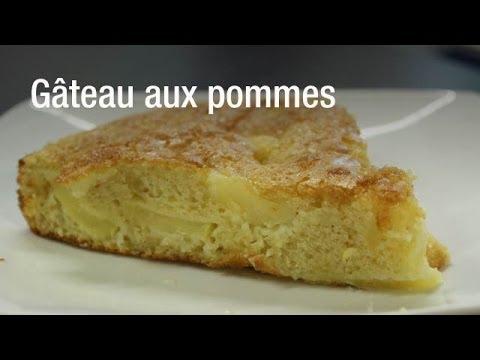 recette-du-gâteau-aux-pommes