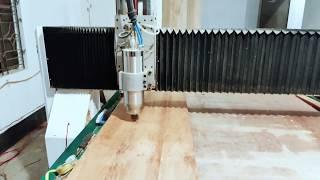 Wood Design Machine ∥Art Cam Design ∥ In Action ∥ SR Tuton