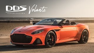Aston Martin DBS Superleggera Volante: Road Review | Carfection 4K
