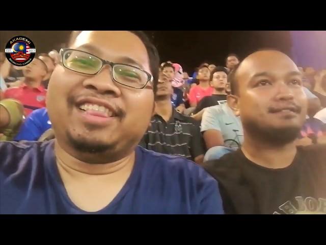 Vlog #13 - Kenangan MYWAU di Johor Bahru & Stadium Larkin