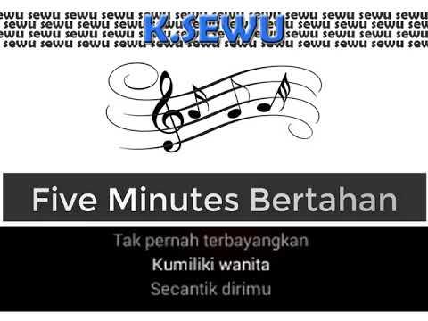 Five Minutes Bertahan (Karaoke Version)