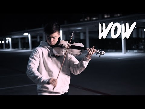 When Classical Violinist Meets Post Malone's 'Wow.'