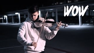 "When Classical Violinist Meets Post Malone's ""Wow."""