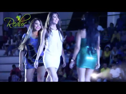 Pasarela de Stephanie Valdez, paciente de ReduxClinica en el Star Fashion Season 2015
