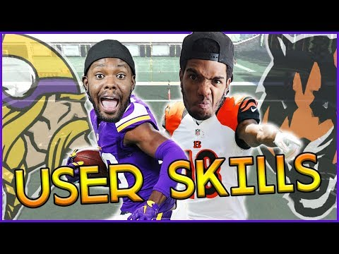 WHO'S BETTER? XAVIER RHODES OR AJ GREEN!? - Madden 18 User S