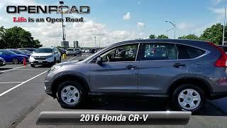 Used 2016 Honda CR-V LX, Edison, NJ 10859P