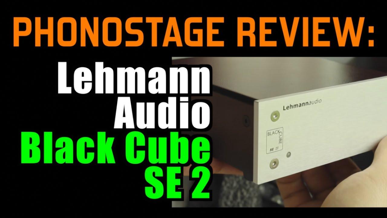 Lehmann Audio Black Cube SE II Silver