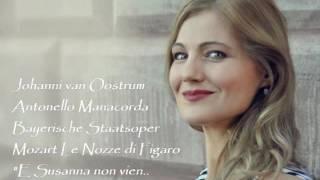 """""""E Susanna non vien...Dove Sono.."""" Le nozze di Figaro Mozart Johanni van Oostrum"""