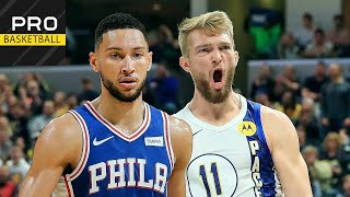 Philadelphia 76ers vs Indiana Pacers | Dec. 31, 2019 | 2019-20 NBA Season | Обзор матча