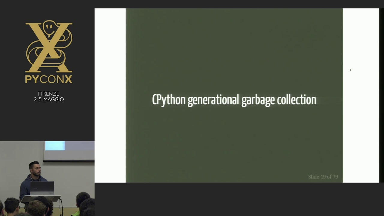 Image from Fabio Falzoi - An insight into Python Garbage Collection