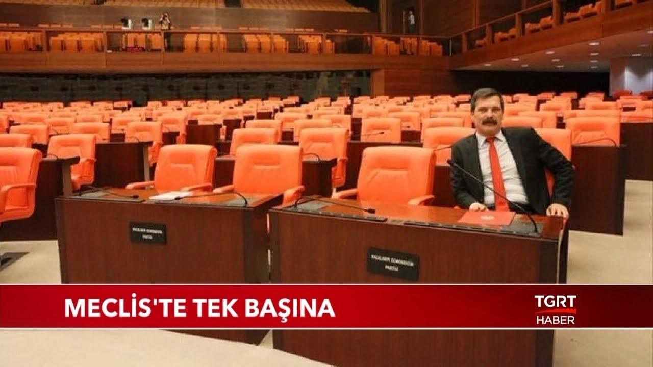 Meclis'te Tek Başına