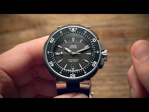 The Oris ProDiver Is A Bizarre Dive Watch | Watchfinder & Co.