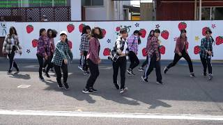 [4K 60p] 湘南学院高校 ダンス部 - Picture Me Rollin'