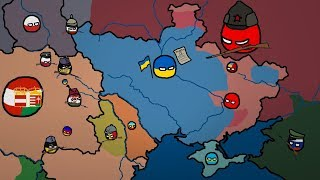 History of Ukraine : Countryballs