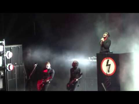 "Marilyn Manson  - ""Antichrist Superstar"" (Live in Las Vegas 8-21-16)"